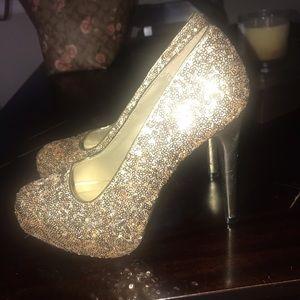 Size 7 1/2 High Heels